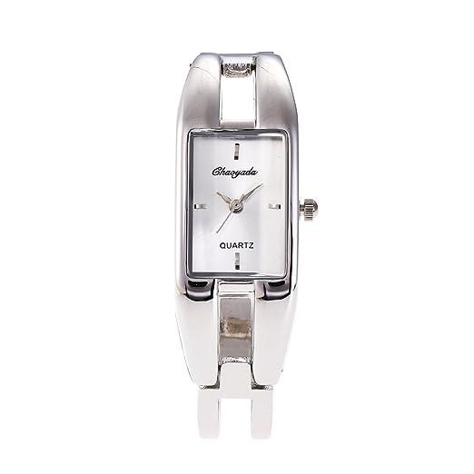 Relojes de Hombre Reloj Mujer Aleación Estudiante Pulsera Reloj ...