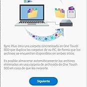 Seagate One Touch SSD STJE1000400 Unidad de estado sólido externa ...