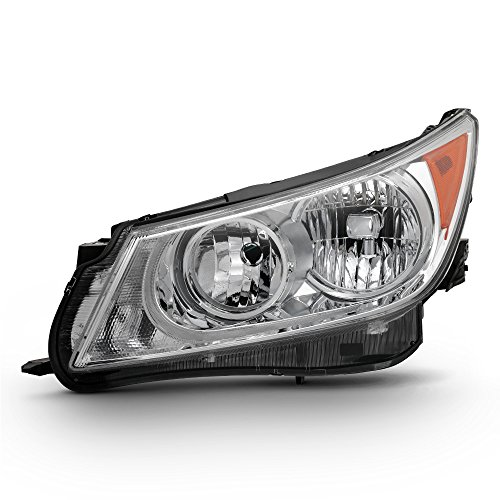 ACANII - For 2010-2013 Buick LaCrosse Halogen Replacement Headlight Headlamp - Driver Side Only