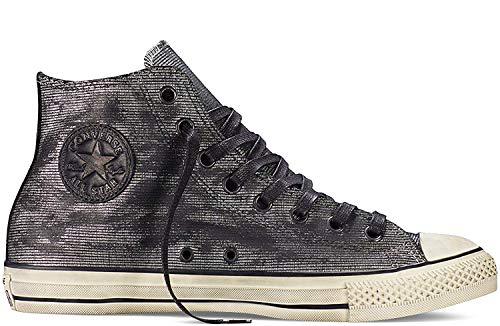 Converse Chuck Taylor All Star John Varvatos Silver Black shoe Fashion sneaker