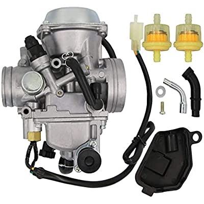Carburetor for Honda Rancher 350 TRX350 350ES 350FE 350FMTE 350TM 2000-2006 - TRX350 Carburetor: Automotive