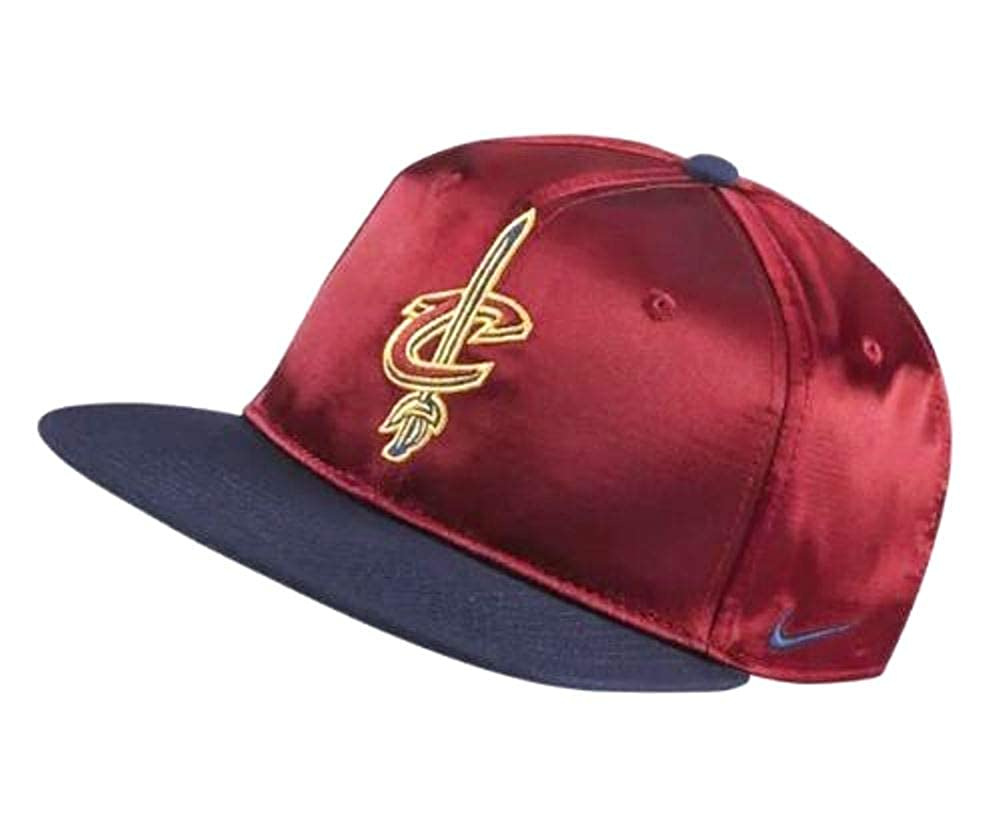 8864181fe03da NIKE Mens Cleveland Cavaliers Flat Bill Snapback at Amazon Men s Clothing  store  Polo Shirts