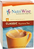 NutriWise - Classic Hot Chocolate Protein Drink (7 packets/box)