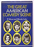 img - for The great American comedy scene book / textbook / text book