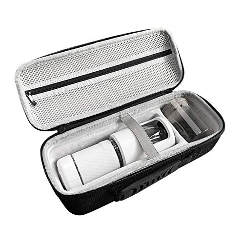 MASiKEN Hard Travel Case for STARESSO Portable Espresso Maker – Carry Bag Protective Storage Box
