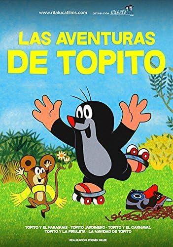 Las aventuras de Topito: Amazon.ca: DVD