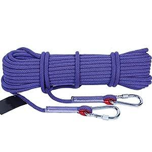 Rock climbing ropes Cuerdas De Escalada Al Aire Libre Escape ...