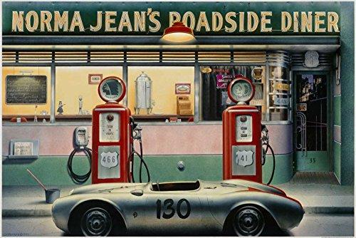 - Destiny Highway Pg Poster Print by Chris Consani (24 x 36)