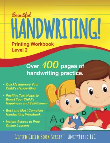 (Handwriting: Printing Workbook | Level)