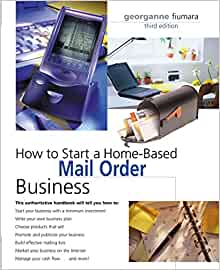 how to start a mail order business online