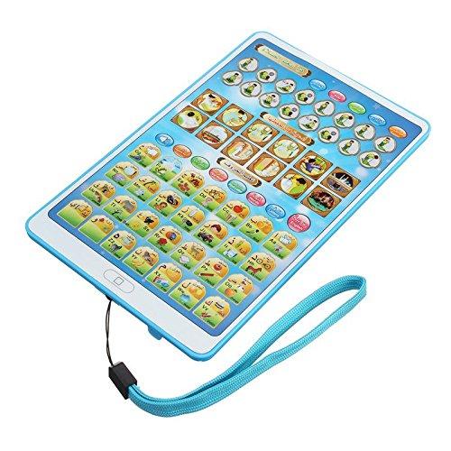 Mini-Pad-Design-Plastic-Toys-Tablet-Children-Learning-Machines-English-Arabic-Islamic-kid-Education