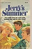 Jerry's Summer, Edwin L. Groenhoff, 0912692839