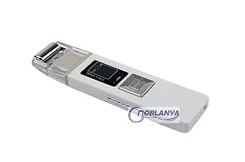 Amazon.com: norlanya Mini dispositivo portátil de piel ...