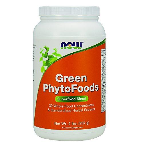NOW Green PhytoFoods Powder 2 Pound