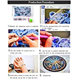 5D Diamond Painting Kits for Adults Full