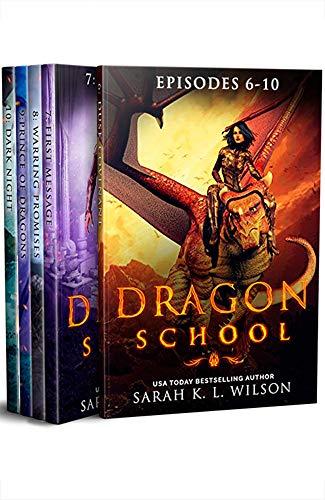 (Dragon School: Episodes 6-10 (Dragon School Omnibus Book 2))