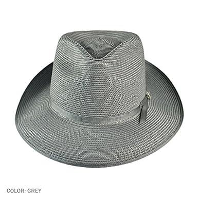 Stetson Mens Stratoliner Florentine Milan Straw Hat