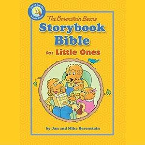 The Berenstain Bears Storybook Bible Audiobook