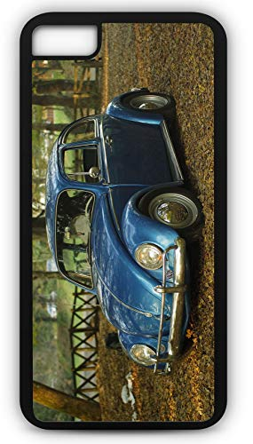 iPhone 6s Case VW Beetle Classic Punchbug Game Customizable by TYD Designs in Black Rubber