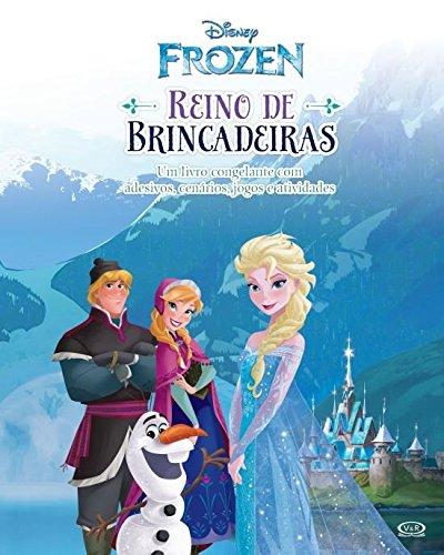 Frozen Reino De Brincadeiras Em Portuguese Do Brasil Varios