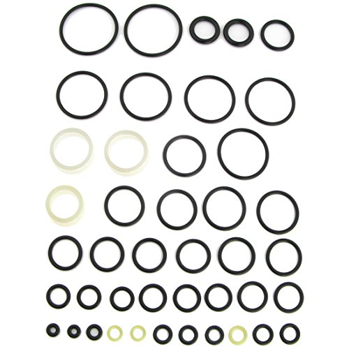 RPM Complete Oring Kit for DYE DM4, DM5, DM6, DM7, DM8, DM9 and Proto PM6, PM7, PM8, PMR and SLG - All OEM Orings by Reliable Performance Modifications