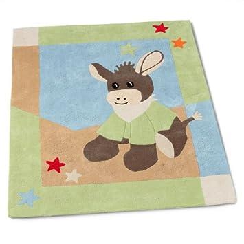 Kinderteppich sterntaler  Amazon.de: Sterntaler Emmi Esel Teppich Kinder 100x120cm ...