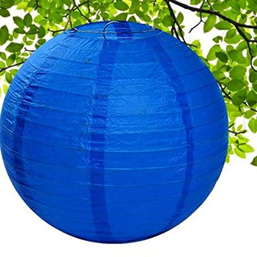 Houkiper Round Paper Lanterns Decorative 10