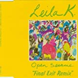 Leila K - Open Sesame (Plutonic Remixes) - Urban - 861 599-2
