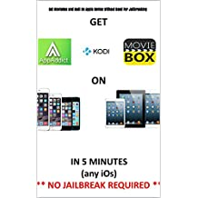 Get MovieBox and Kodi On Apple Device Without Need For Jailbreaking