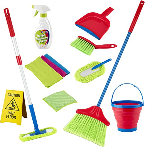 broom and mop set for toddlers - 2