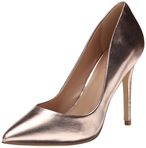 Rose David Dress 0 Beige Pact Charles Gold US M Charles Women's Pump by wqTOTCP
