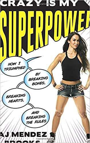 Image result for crazy is my superpower book