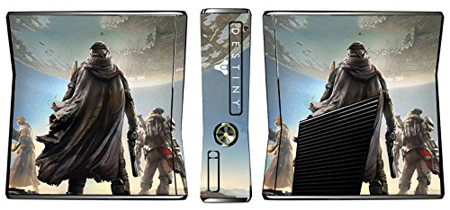 Destiny Limited Edition Game Skin for Xbox 360 Slim Console
