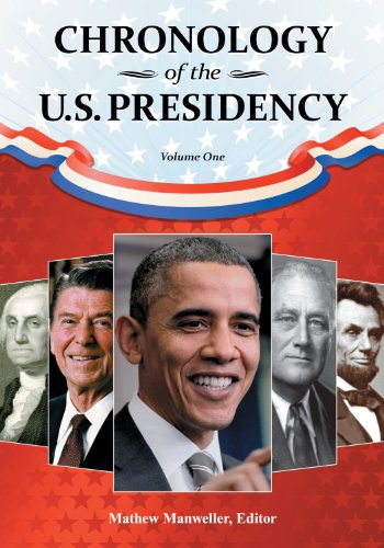 Chronology of the U.S. Presidency Pdf