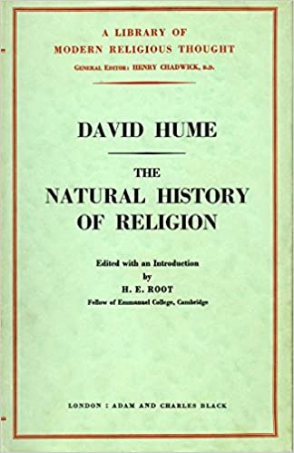 The Natural History of Religion (Library of Modern Religious Thought)