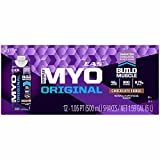 EAS Myoplex Original Chocolate Shake, 12 pk. (pack of 6)