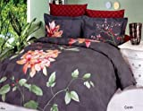 Corin by Dophia - Full / Queen 6 Pieces Duvet Cover Bedding Set