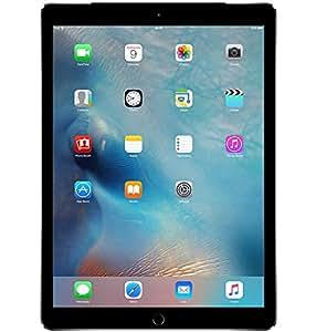 Apple iPad Pro 12.9-Inch 256GB Factory Unlocked (Wi-Fi + Cellular 4G LTE, Apple SIM Card) Space Gray - Newest Version