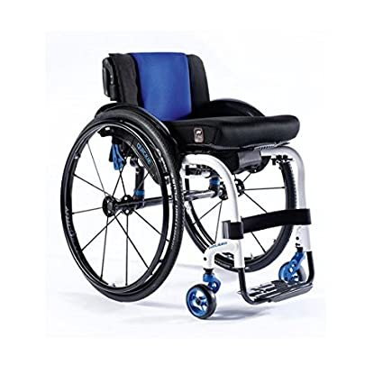 Sunrise Medical Quickie helio color Edition ligero silla de ruedas