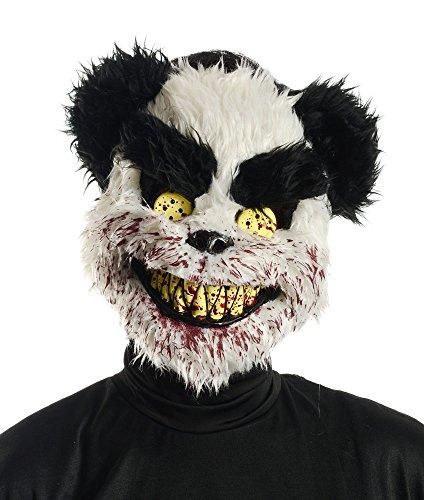 Polar Bear Mask (CHARLES BLACK AND WHITE MASK)