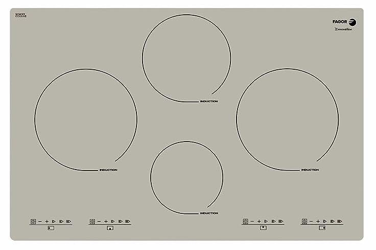 Amazon.com: Fagor IFA-80 BN Bonita Induction Cooktop with 4 ...