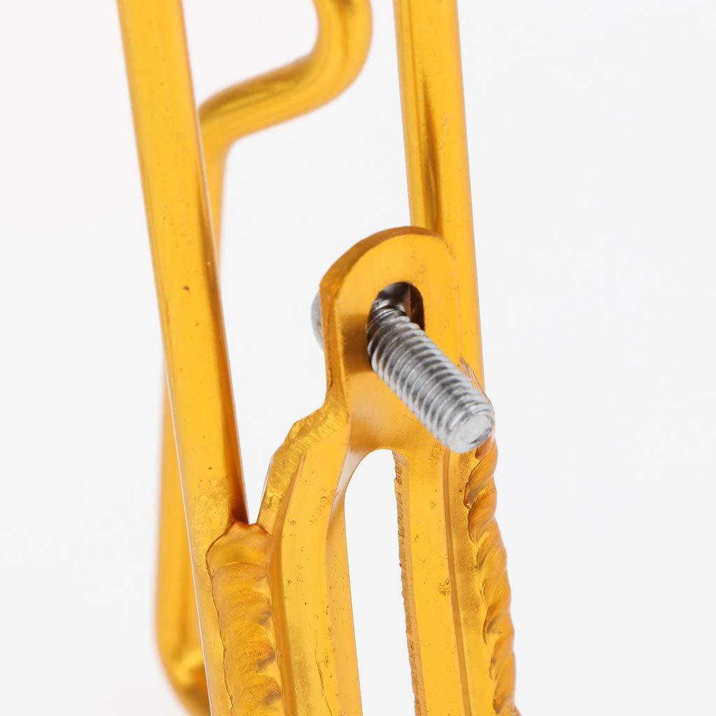 CUTICATE Fahrrad Flaschenhalter Leichte Aluminiumlegierung Fahrrad Radfahren Getr/änkehalter Halterung Rack Mehrere Farben
