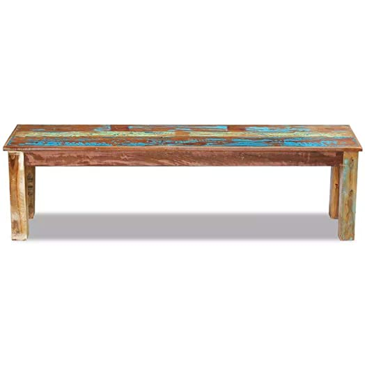 Tidyard Vintage Wood Bench