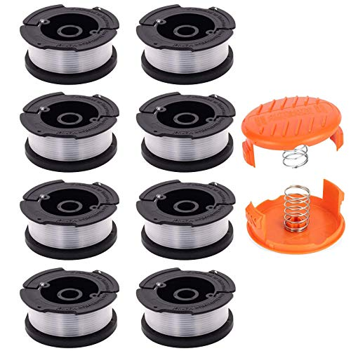 Weed Eater Spools Compatible with Black and Decker AF-100, 30ft 0.065