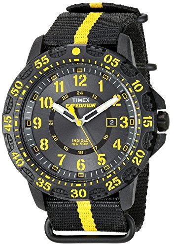 Timex Camper Black Dial - 6