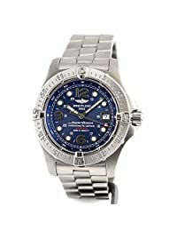 Breitling Superocean Steelfish swiss-automatic mens Watch A17390 (Certified Pre-owned)