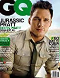 GQ Magazine (June, 2015) Chris Pratt Cover