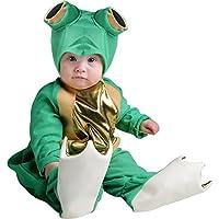 Disfraz de bebé de rana infantil único (6-18 meses)