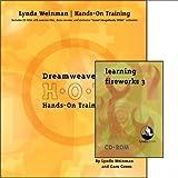 Dreamweaver 3/Fireworks 3 Hands-On Training Bundle by Weinman, Lynda, Green, Garo (2000) Paperback