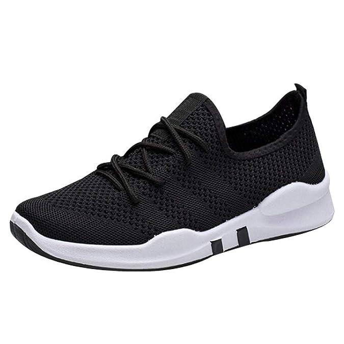 Logobeing Zapatillas de Running Deporte Zapatos Sneakers Aire Seguridad Hombre Calzado de Trabajo Industria Zapatos Sneakers: Amazon.es: Zapatos y ...